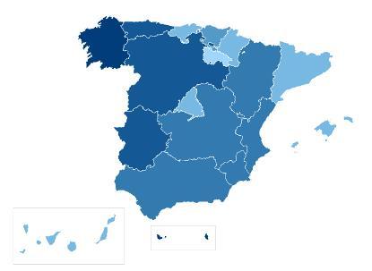 Ilustración de la propia herramienta CERMI territorios, con un mapa de España