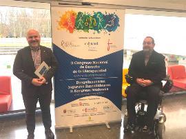 Presentado en Pamplona el II Congreso Nacional del Derecho de la Discapacidad