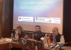 I Conferencia CERMI Territorios 2019, celebrada este viernes en la sede del CERMI Estatal