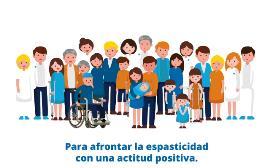 Imagen del folleto de la escuela de afrontamiento activo de la espasticidad