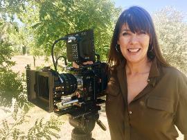 Mabel Lozano, directora, guionista y productora de cine
