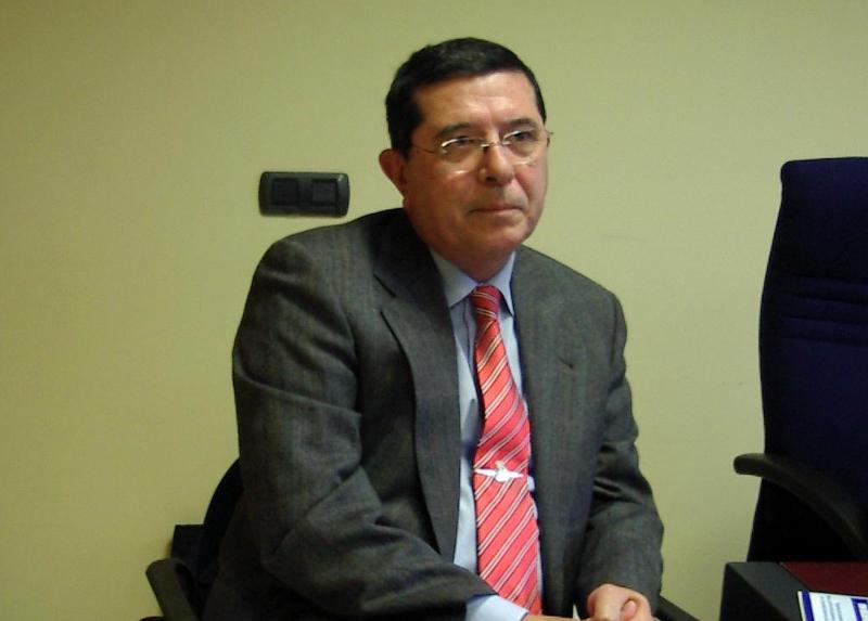 Luis Mª González, Presidente del CERMI Extremadura