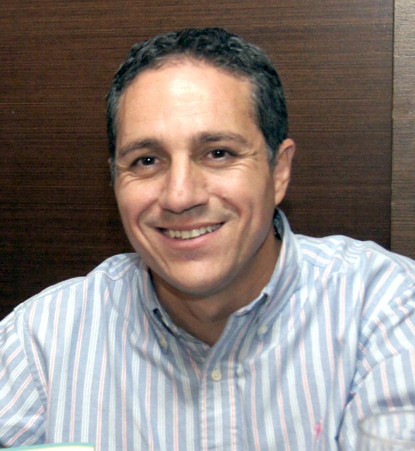 Juan Antonio Ledesma, presidente de la Comisión de la Imagen Social de la Discapacidad y medios del CERMI