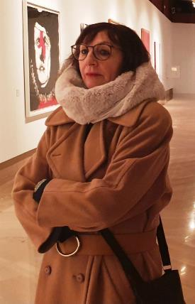Carmen Calvo Novell, autora del libro Diversas mujeres diversas (Historias de resiliencia, empoderamiento y olvido)