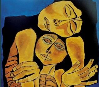 """Recorte de la imagen de portada de """"Buen viaje, compañero"""" de Jaime Alejandre, nuevo título de la Colección Empero del CERMI"""