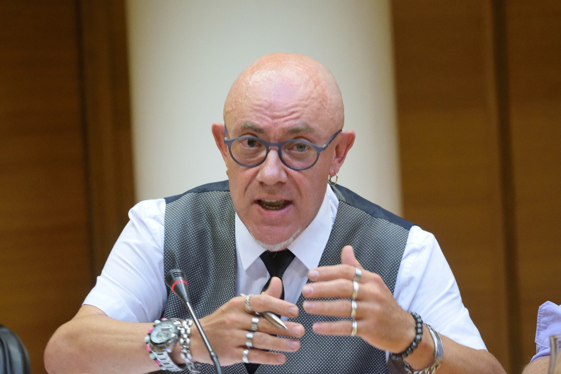 Luis Vañó Gisbert, presidente del CERMI CV