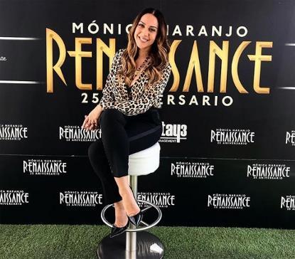 Mónica Naranjo, cantante