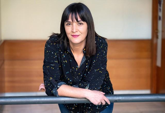 """Patricia Cuenca, profesora de Filosofía del Derecho e investigadora del Instituto de Derechos Humanos """"Bartolomé de las Casas"""""""