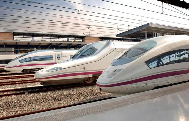 Trenes de Renfe (Imagen de Renfe)