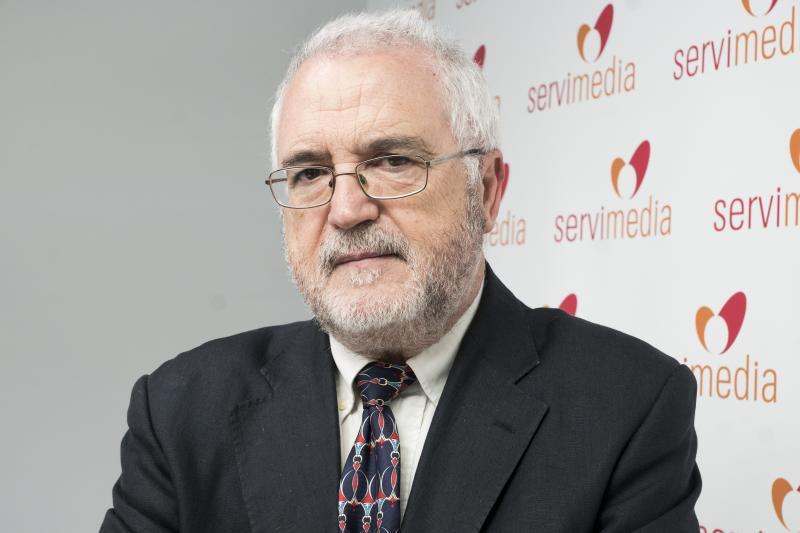 Mateo San Segundo. Presidente de Down España.