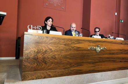 Entrega del Premio Cermi.es a Santiago Muñoz Machado.