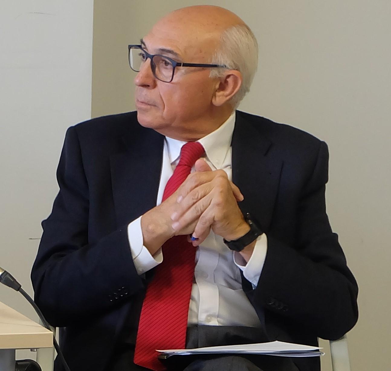 Juan Pérez. Presidente de Cermi CyL