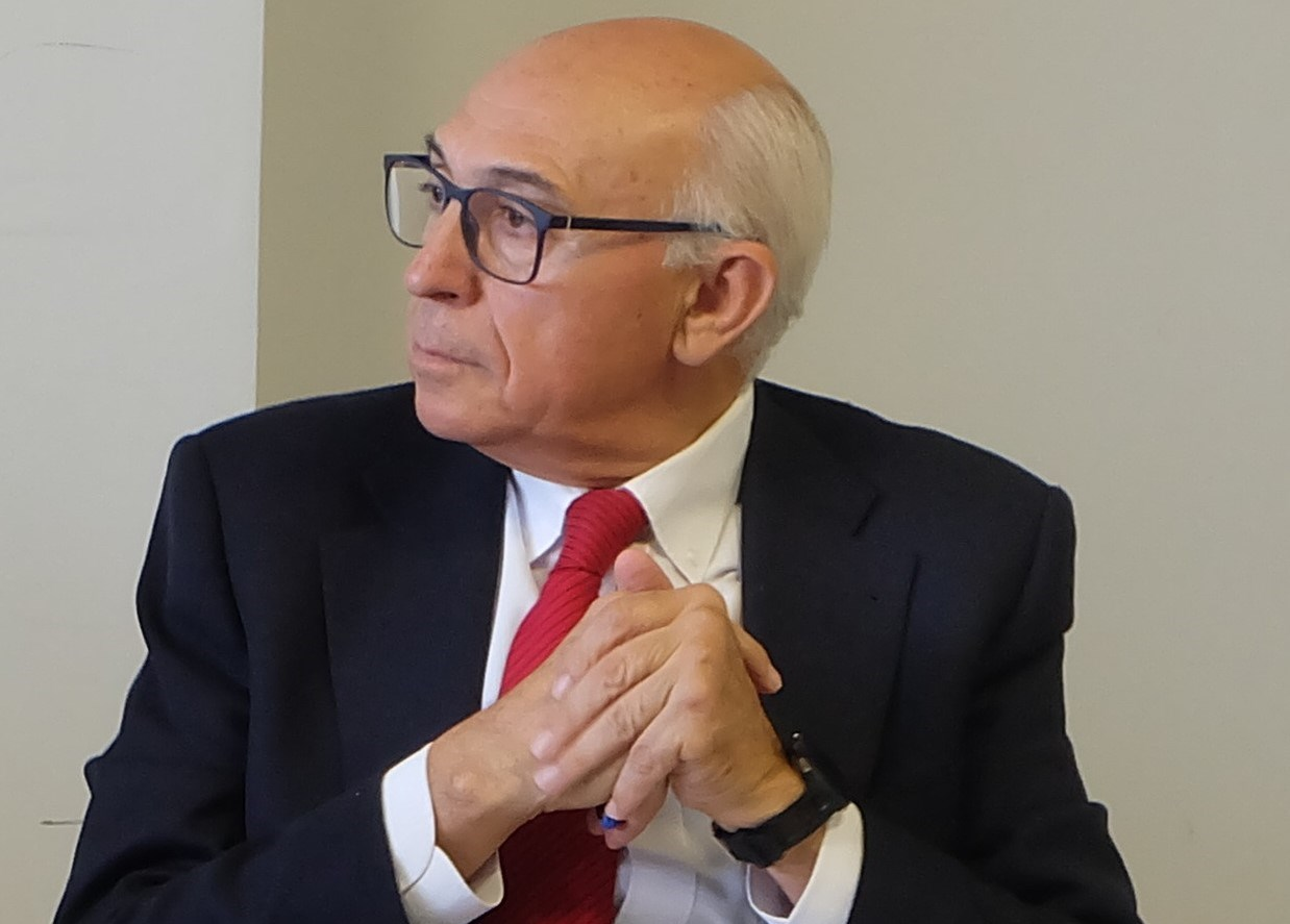 Juan Pérez. Presidente de Cermi CyL (1)