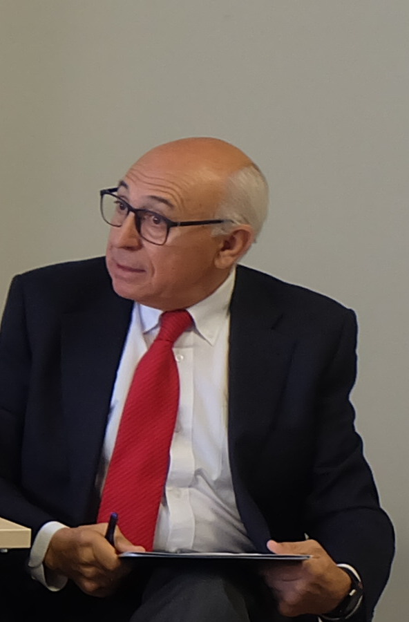 Juan Pérez. Presidente de Cermi CyL.
