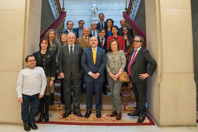 El CERMI premia a Santiago Muñoz Machado, actual director de la RAE, por su labor de investigación social en favor de la discapacidad