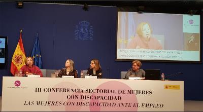 Un momento del debate dentro del Diálogo interactivo 'Agenda pendiente'