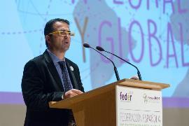 Juan Carrión, presidente de FEDER y de su Fundación.