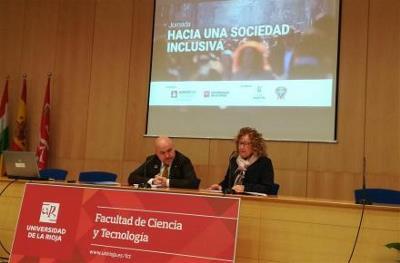 El CERMI, en la Jornada 'Hacia una sociedad inclusiva', de ASPACE La Rioja.