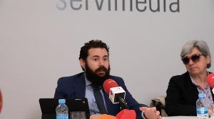 Daniel Aníbal García, secretario de Organización de Cocemfe