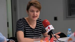 Olga Berrios, experta en accesibilidad cognitiva de Plena Inclusión