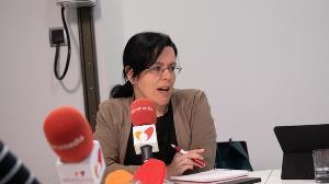 Mari Satur Torre, directora de la Fundación Vodafone España