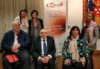 CERMI Comunidad de Madrid en su XX aniversario