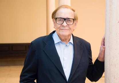 Ramón Tamames, economista y político