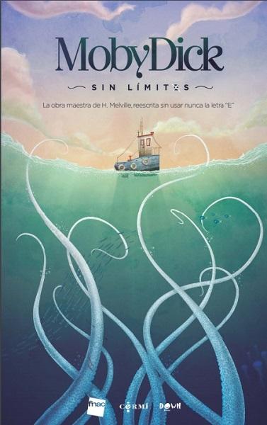 Portada de la publicación 'Moby Dick, sin límites'