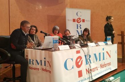 Presentada una publicación del CERMIN sobre una propuesta de Sistema Sociosanitario de Productos de Apoyo