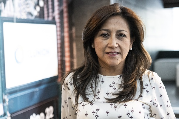 Ana Lucía Arellano, presidenta de Alianza Internacional de Discapacidad (IDA) p