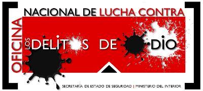 Logotipo de la Oficina Nacional de Lucha contra los Delitos de Odio