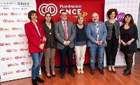 Fundación ONCE y Fundación CERMI Mujeres se unen en defensa de los derechos de las mujeres y niñas con discapacidad
