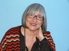 Mª Luz Sanz Escudero, presidenta del CERMIN