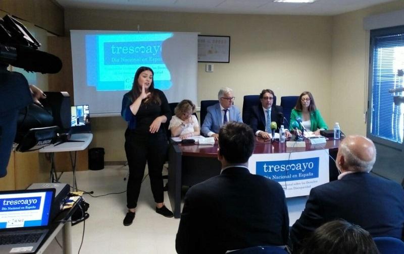 CERMI Extremadura reivindica el Día Nacional de la Convención sobre los Derechos de las Personas con Discapacidad
