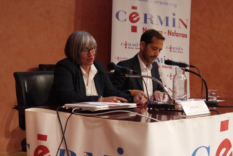 CERMI Navarra conmemora el Día Nacional de la Convención Internacional de los Derechos de las Personas con Discapacidad
