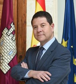 Emiliano García-Page, presidente de la Junta de Comunidades de Castilla-La Mancha