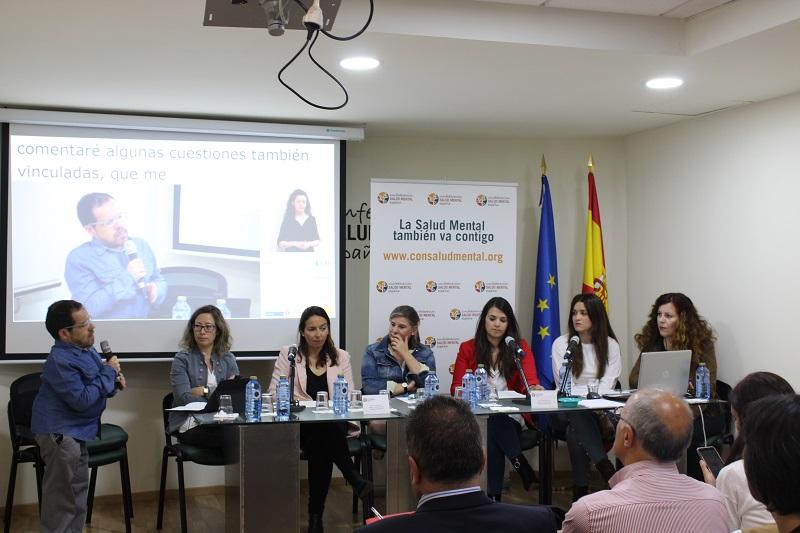 Imagen durante la celebración del seminario 'Personas con discapacidad en el medio penitenciario: una visión de derechos humanos', organizado por el