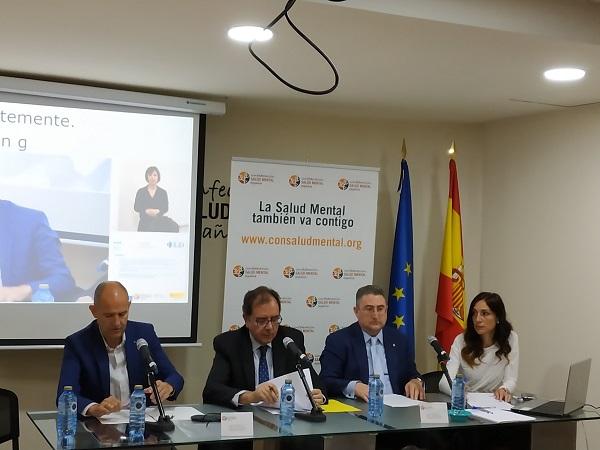 Momento de la apertura del seminario organizado por el CERMI 'Personas con discapacidad en el medio penitenciario: una visión de derechos humanos'