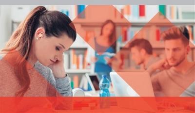 Imagen de portada del IV Estudio 'Universidad y Discapacidad'