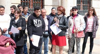 """CERMI Aragón llama a cumplir la Convención Internacional de la Discapacidad, """"la más firme aliada de las personas con discapacidad"""""""