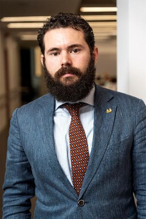 Daniel Aníbal García Diego, presidente de la Comisión de Relaciones Internacionales del CERMI