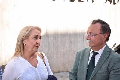 """Vivas refrenda con el CERMI Ceuta su compromiso con la """"inclusión"""" y la """"discapacidad"""""""