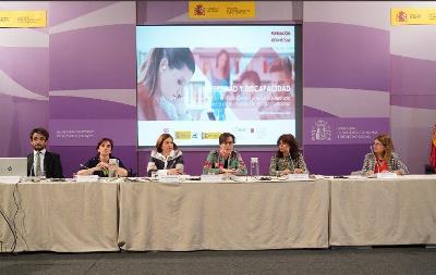 Presentación del IV Estudio 'Universidad y Discapacidad'