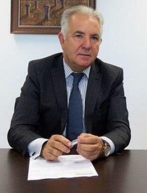 Modesto Agustín Díez, presidente de CERMI Extremadura