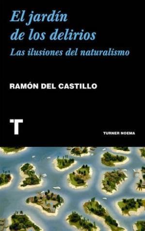 Portada de 'El jardín de los delirios', de Ramón del Castillo