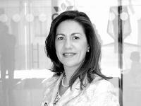 Cristina Gómez Palomo, presidenta de CERMI Castilla-La Mancha