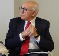Juan Pérez Sánchez, presidente de CERMI Castilla y León