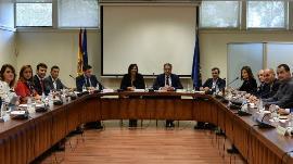 Imagen de la mesa de deporte inclusivo del Consejo Superior de Deportes