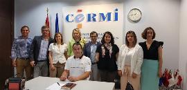 Imagen de la reunión de la comisión de Deporte de personas con discapacidad del CERMI