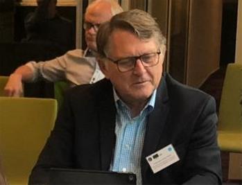 Paco Vañó, nuevo miembro de la Junta Directiva del EDF, en la asamblea general de la entidad